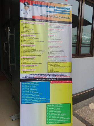 Panduan Pelayanan Satu Pintu Desa Nglongsor