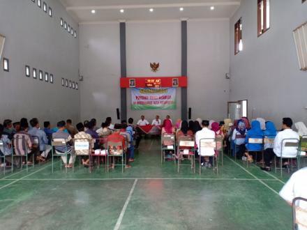 Edukasi Gerakan Hidup Bersih dan Sehat di Desa